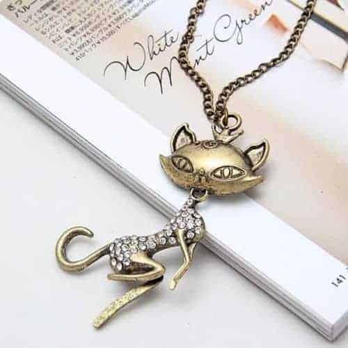 Cat Necklaces