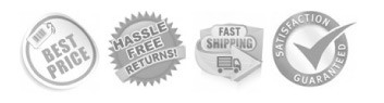 Best Price - Hassle Free Returns - Fast Shipping - Satisfaction Guaranteed
