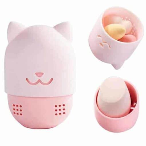 Kitty Cat Beauty Blender Defender
