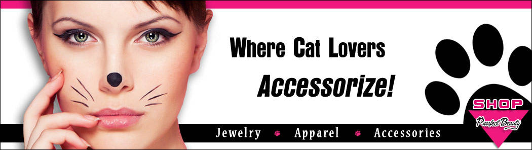 Where Cat Lovers Accessorize!